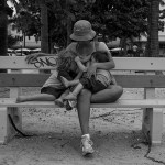 Stillen in der Öffentlichkeit