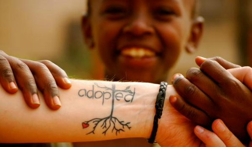 10 Foster Care And Adoption Tattoos Still Orphans