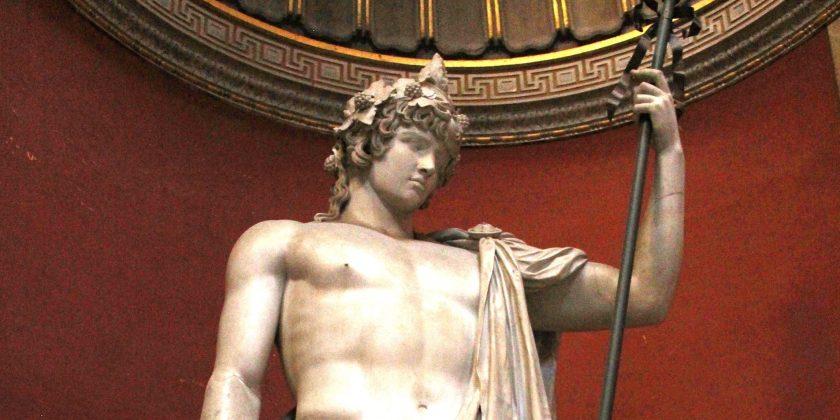 Vatican Statue