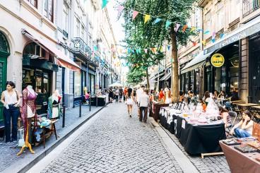 Galerias Paris | 25h in Porto, Stilnomaden