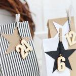 30 Ideen Fur Stylische Und Coole Diy Adventskalender