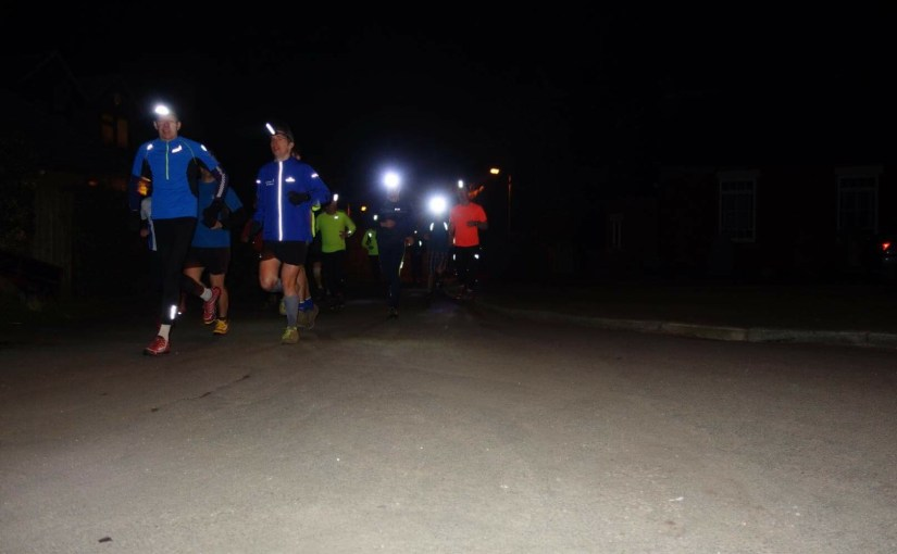 Final headtorch run