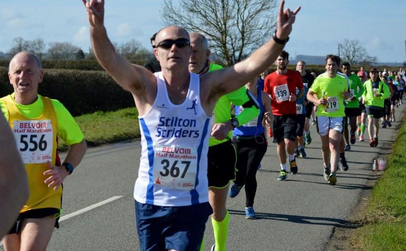 10 Apr 2016 – Belvoir Half Marathon