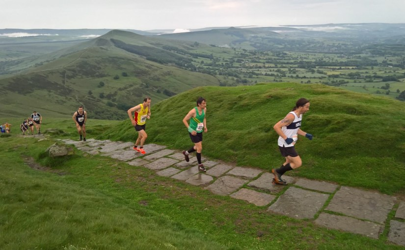 10 Jun 2016 – Castleton Fell Race