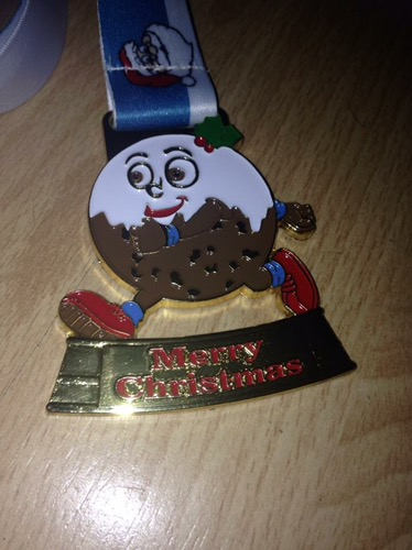 7 Dec 2016 – Leicester City 5k
