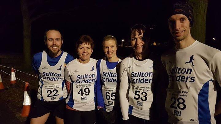4 Jan 17 – Leicester City 5k race 3