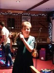 Vicki - Strider Cup Winner