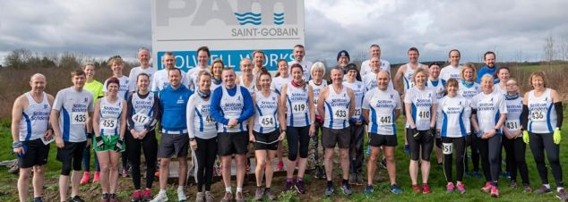 Striders at Stilton 7