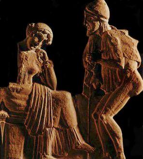 penelope en odysseus