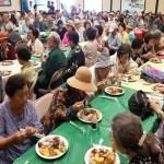 [커뮤니티] LA 한인타운 시니어 커뮤니티 센터 추석맞이 행사