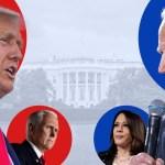 2020 크리스천 투표 가이드라인- 미 대선 대통령 후보정책 비교표