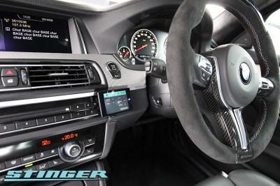 BMW M5 Stinger VIP