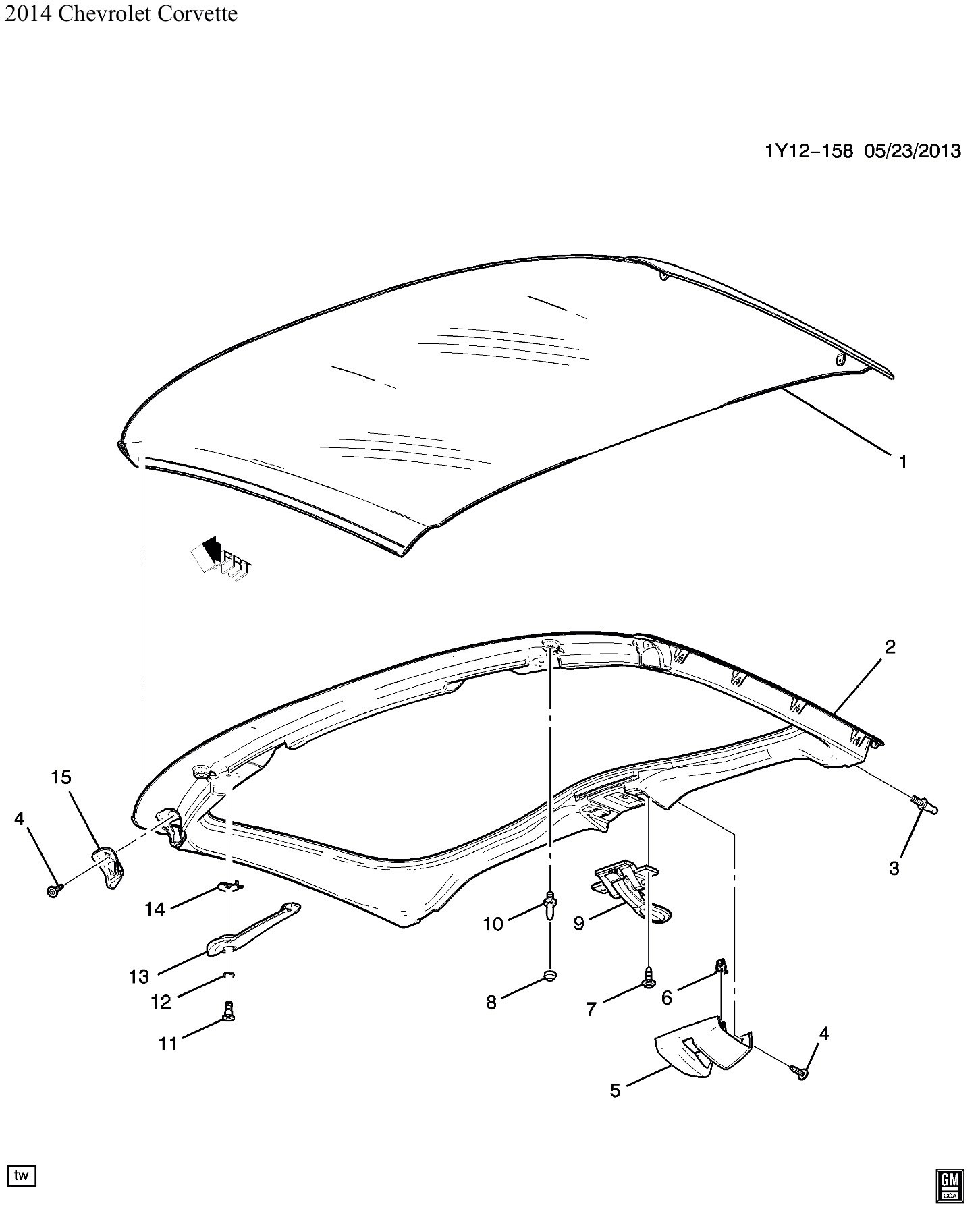 Official Coupe Roofs Thread