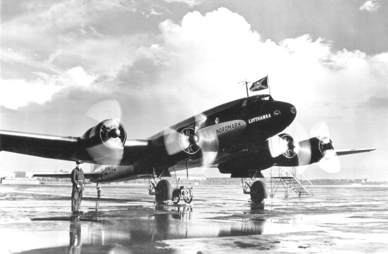 Fw 200 de Lufthansa