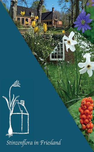New tourist brochure 'Stinzenflora in Friesland'
