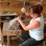 Bildhauer in Stein