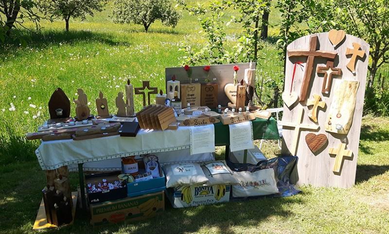 Kunsthandwerkmarkt