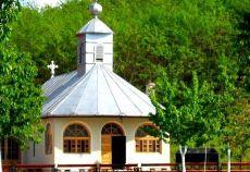 manastirea feredau arad