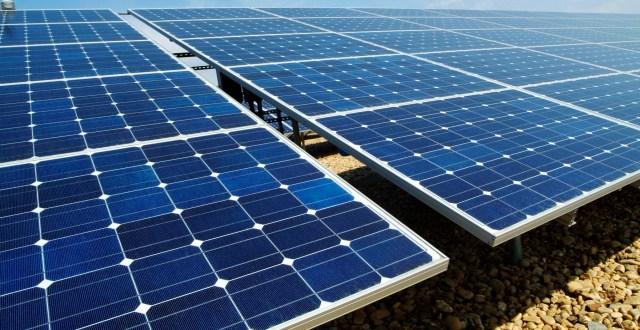 Centrală fotovoltaică de 10 MW putere instalată în Bucșani, Giurgiu