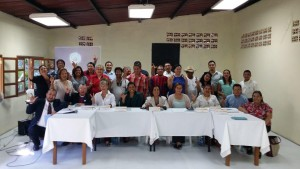 4. Full shot of Attendants of WARP Office in  ElSalvador