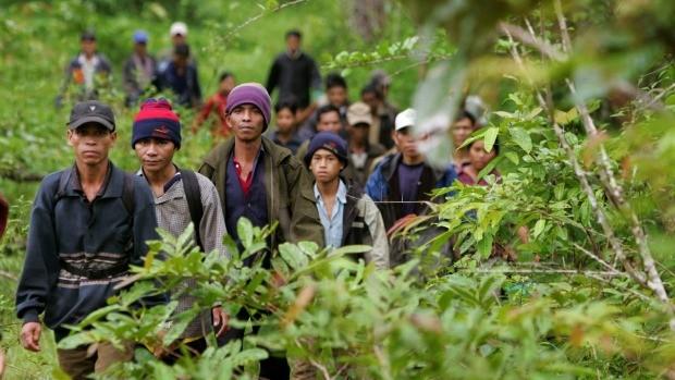 Vietnamese Montagnard Christians