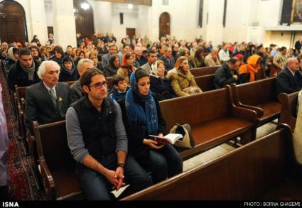 Christians-mark-2014-at-Sarkis-Church-in-Tehran-4-HR