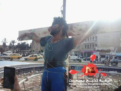 isis-crucified-people-in-syria
