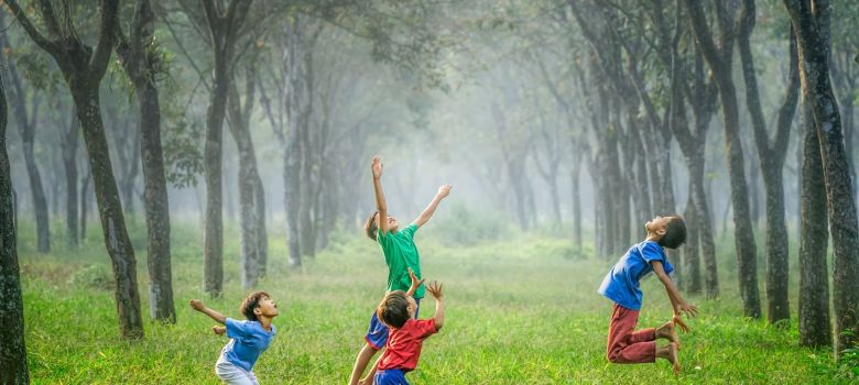 Kids, hapiness, joy