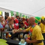 Bar caïpirinha Coupe du Monde pour les colaborateurs d'Edenred