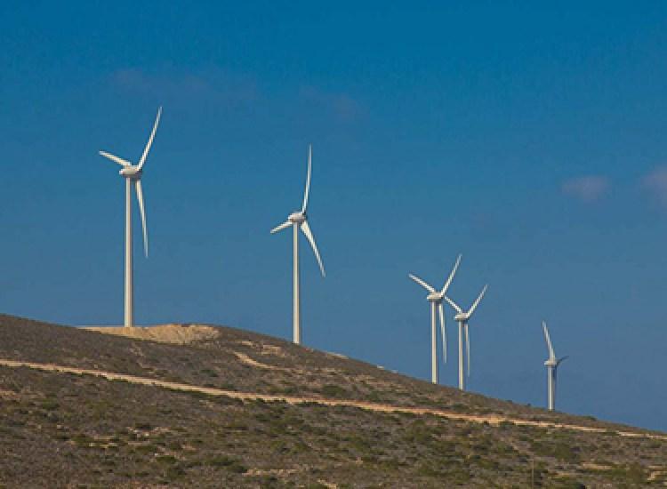 Rhodes Wind Farm