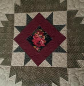 Center Section of Quilt