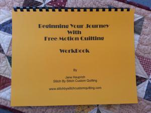 Beginnger Free Motion Book