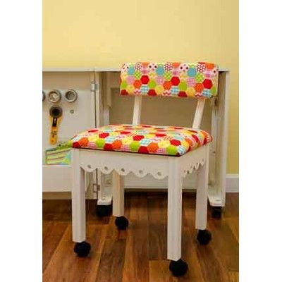 Found it at Wayfair - Sewing Underseat Storage Side Chair: