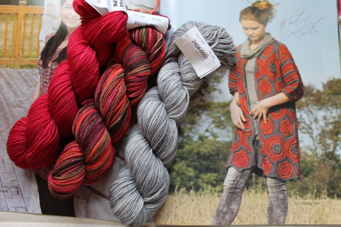 2018 Sweater Knitting Project Stitches By Debbie
