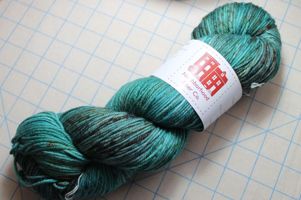 Neighborhood Fiber Co Parkland yarn