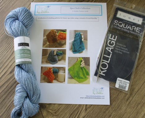 knit spa cloth collection