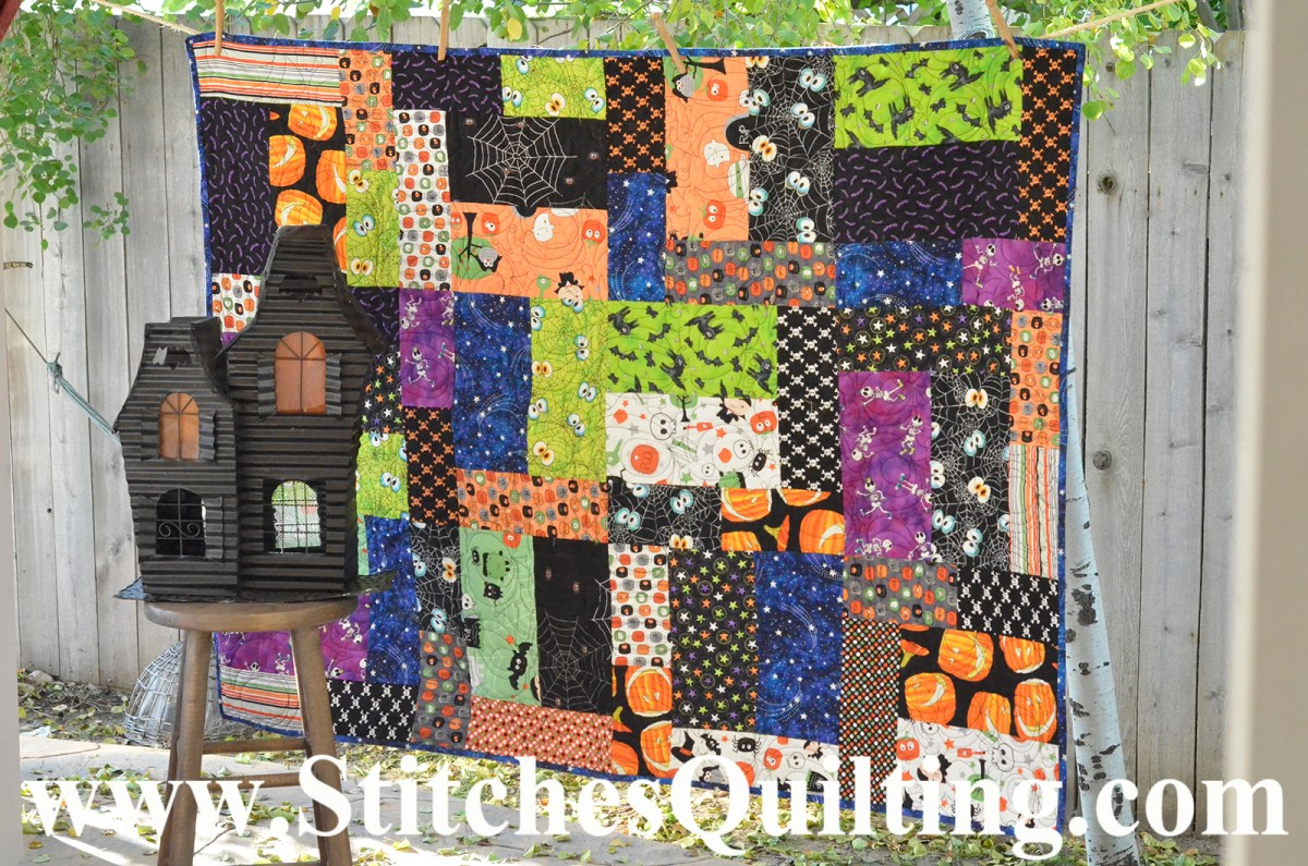 Quick Halloween D 233 Cor Sewing Quilting And Diy Ideas