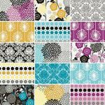 Andrea Victoria Fat Quarter Bundle by My Mind's Eye Riley Blake Designs