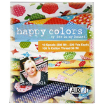 Happy Colors Bee in my Bonnet Lori Holt Aurifil Thread