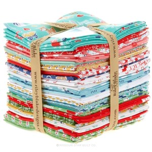Cozy Christmas Fat Quarter Bundle Lori Holt Bee in My Bonnet
