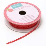 Mini Ric Rac 1 8 Inch Color Red STR-18-RED Lori Holt Bee In My Bonnet