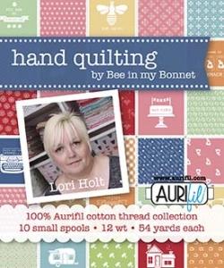 Aurifil Hand Quilting Bee In My Bonnet Lori Holt Thread