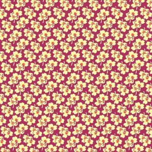 Amy Butler Eternal Sunshine Fabric PWAB1663 Pansies Cerise