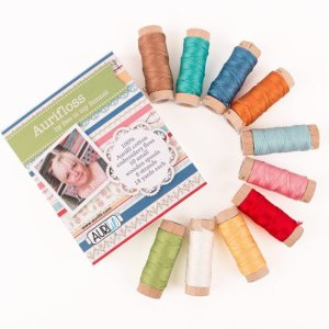 Aurifil Floss Aurifloss Lori Holt Bee In My Bonnet Happy Colors