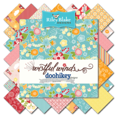 Giveaway Wistful Winds Fat Quarter Bundle