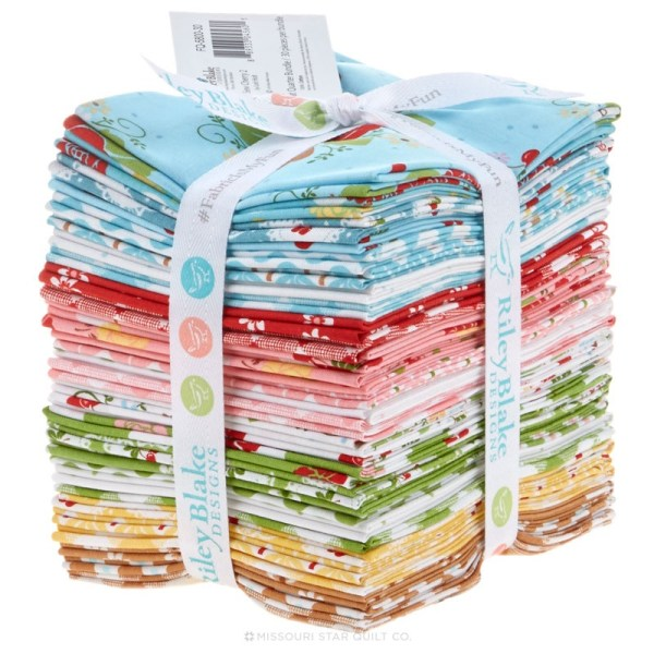 Sew Cherry 2 Lori Holt Fat Quarter Bundle