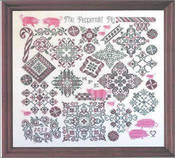 Peppermint-Pig-Cross-Stitch