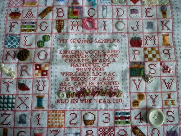 BRD My Sewing Sampler