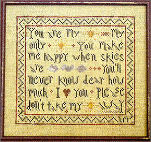 you-are-my-sunshine-cross-stitch