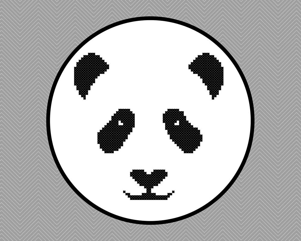 Just a Panda Face